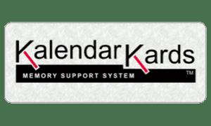 KalendarKards Memory Support System
