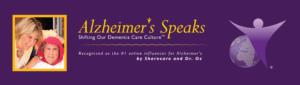 Lori LaBey Alzheimer's Speaks