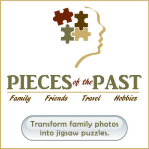 Pieces Of The Past Family Jigsaw Puzzles